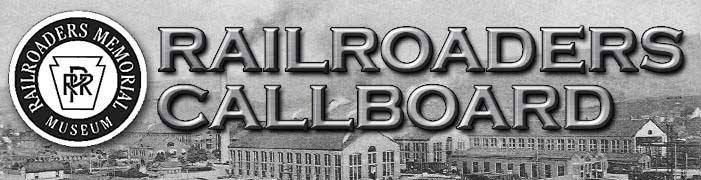 Railroaders Callboard